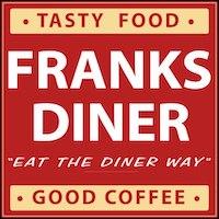 Franks Diner Logo